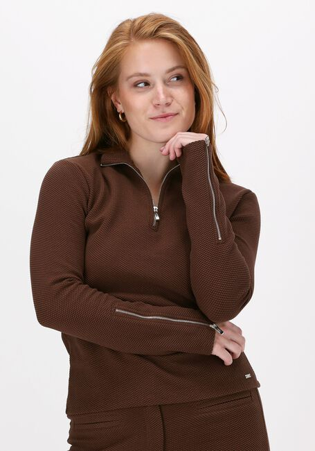 Bruine LUNE ACTIVE Coltrui MOON TOP  - large
