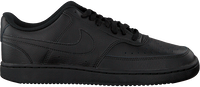 Zwarte NIKE Lage sneakers COURT VISION LOW  - medium