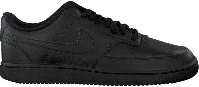 Zwarte NIKE Lage sneakers COURT VISION LOW  - large
