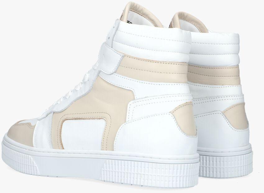 Beige NIKKIE Hoge sneaker LIVIA SNEAKER  - larger