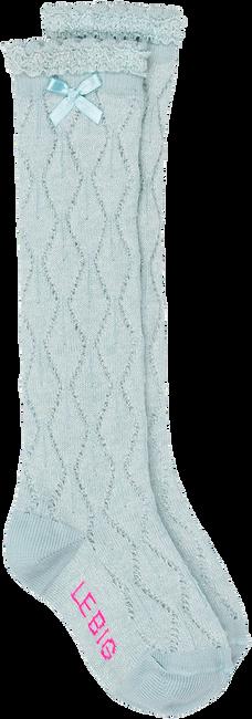 Blauwe LE BIG Sokken IRIA KNEEHIGH - large