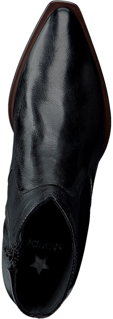 Zwarte MARIPE Enkellaarsjes 28580  - large