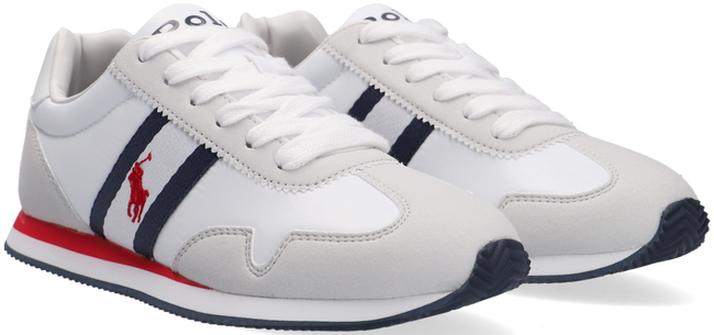 Witte POLO RALPH LAUREN Lage sneakers KELLAND  - large