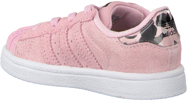 Roze ADIDAS Sneakers SUPERSTAR I - large