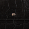 Zwarte LOULOU ESSENTIELS Portemonnee SLB6XS  - small