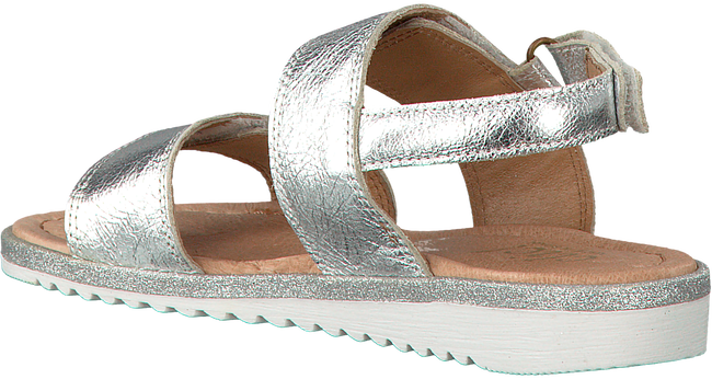 Zilveren CLIC! Sandalen ELENA - large