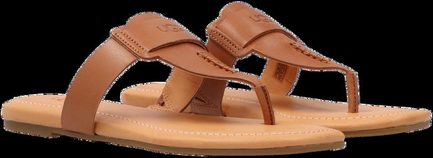 Bruine UGG Slippers W GAILA  - larger