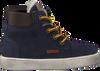Blauwe DEVELAB Hoge sneaker 41855  - small