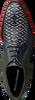 Grijze FLORIS VAN BOMMEL Nette schoenen 18106  - small