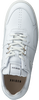 Witte NUBIKK Lage sneakers YUCCA CANE WMN - small