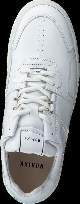 Witte NUBIKK Lage sneakers YUCCA CANE WMN - large