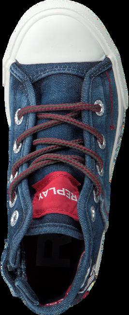 Blauwe REPLAY Sneakers IBROX  - large