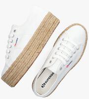 Witte SUPERGA Lage sneakers 2790 ROPE  - medium