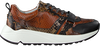 Cognac FRED DE LA BRETONIERE Sneakers LONNEKE SNEAKER  - small