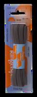 Grijze RINGPOINT Veters VETER PLAT 120 CM - medium