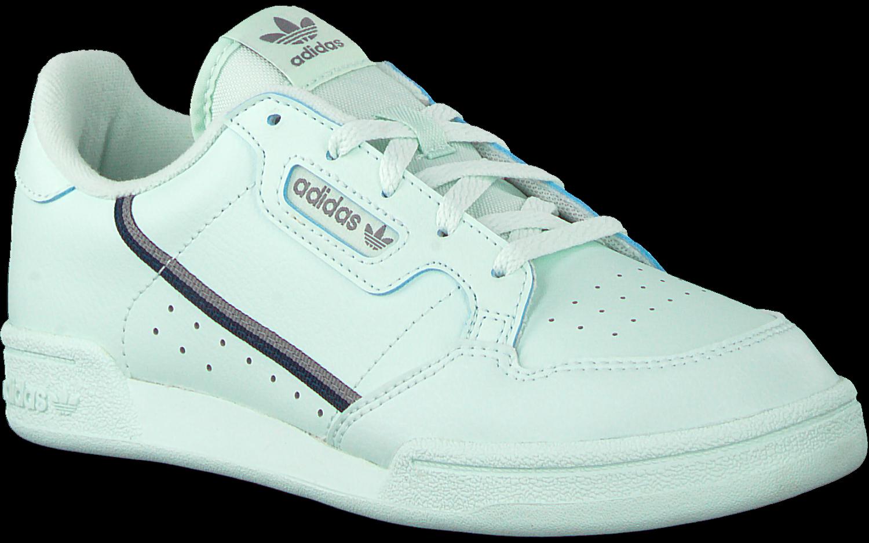 Blauwe ADIDAS Sneakers CONTINENTAL 80 C Omoda