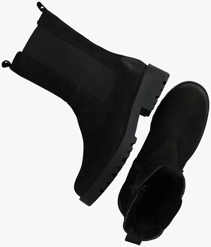 Zwarte OMODA Chelsea boots LPBOND-07A  - larger