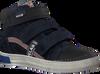 Blauwe DEVELAB Hoge sneaker 41785  - small