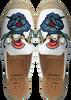 Witte KANNA Espadrilles KV7028 - small