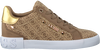 Beige GUESS Lage sneakers PUXLY  - small