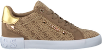 Beige GUESS Lage sneakers PUXLY  - medium