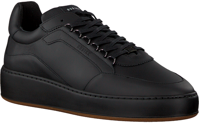 Zwarte NUBIKK Lage sneakers JIRO JADE  - large