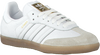 Witte ADIDAS Sneakers SAMBA DAMES  - small