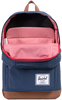 Blauwe HERSCHEL Rugtas POP QUIZ - small