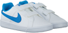 Witte NIKE Sneakers COURT ROYALE  - small