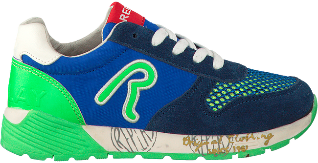 Blauwe REPLAY Sneakers MARRS  - large