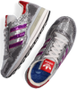 Grijze ADIDAS Lage sneakers ZX 500 W  - small