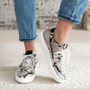 Beige Verton Sneakers 0036  - small