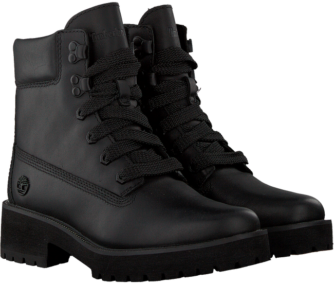 Zwarte TIMBERLAND Veterboots CARNABY COOL  - large