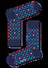 Blauwe HAPPY SOCKS Sokken PLUS SOCK  - small