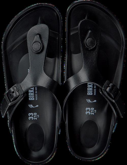 Zwarte BIRKENSTOC Slippers GIZEH EVA KIDS  - large