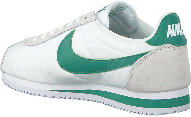 Witte NIKE Sneakers CLASSIC CORTEZ NYLON MEN - large