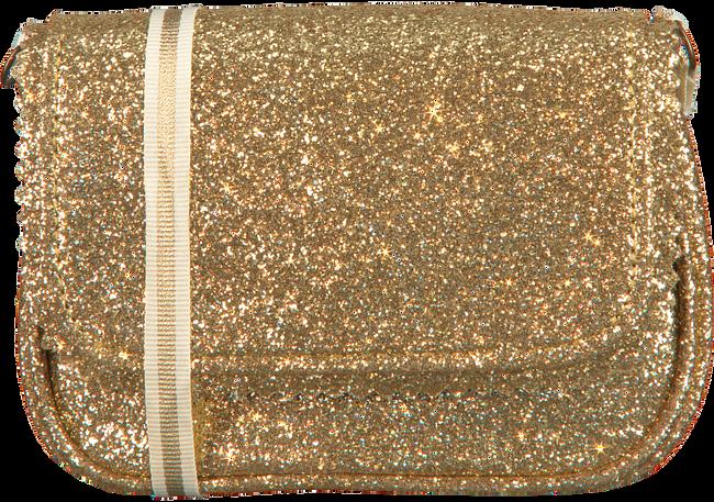 Gouden LE BIG Schoudertas RIANNE BAG  - large