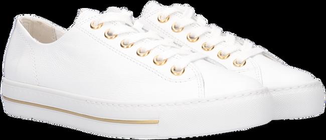 Witte PAUL GREEN Lage sneakers 4704  - large