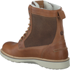 Cognac BJORN BORG Veterboots MILAN GR HIGH FUR  - small