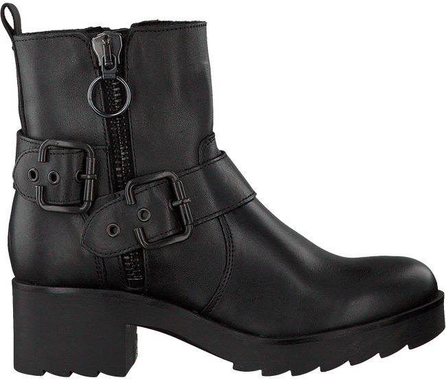 Zwarte OMODA Biker boots P14983  - large