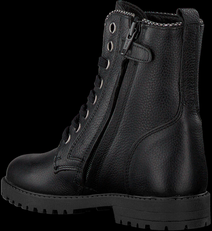 Zwarte CLIC! Veterboots 9885