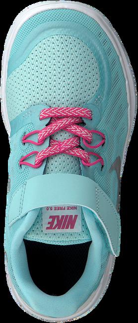 Blauwe NIKE Sneakers NIKE FREE 5.0  - large