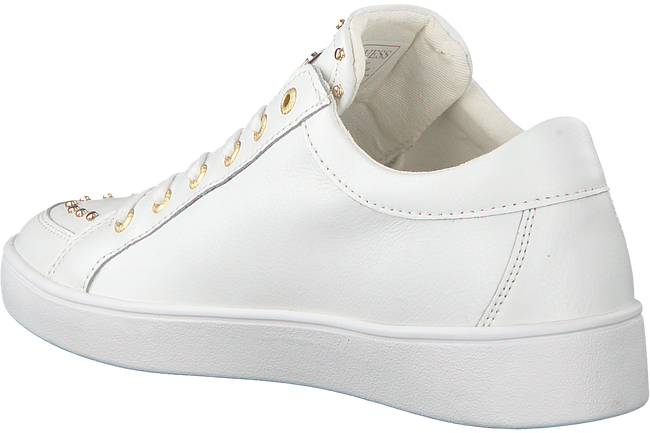 Witte GUESS Sneakers FLGNA1 LEA12 - large