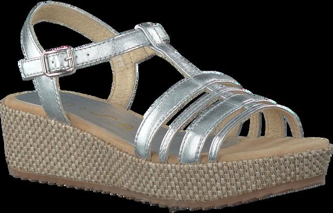 Zilveren UNISA Sandalen TICOR  - large