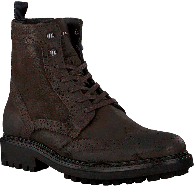 Bruine MAZZELTOV Veterboots 9942A  - large