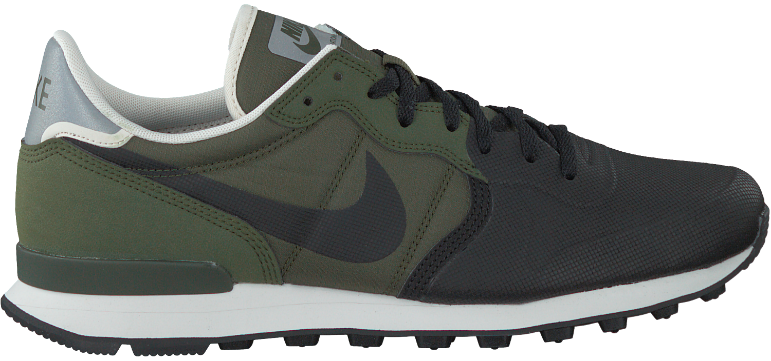 nike internationalist groen