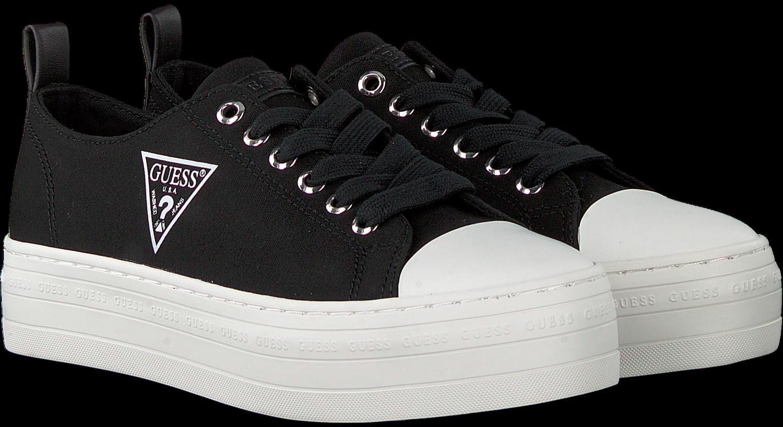 Zwarte GUESS Lage sneakers BRIGS Omoda.nl