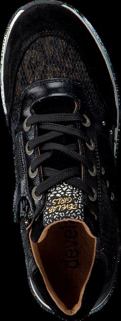Zwarte DEVELAB Lage sneakers 41202  - large