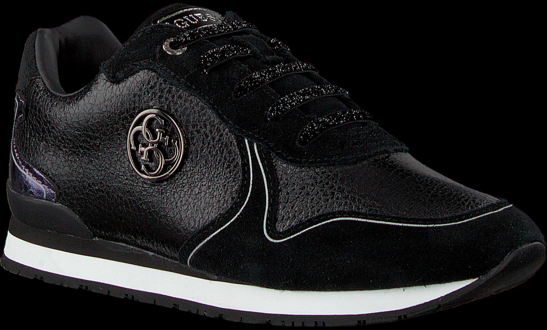 Zwarte GUESS Sneakers TESSA Omoda.nl