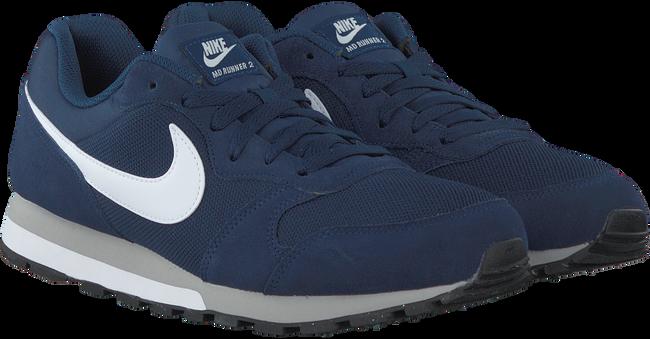 Blauwe NIKE Sneakers MD RUNNER 2 MEN  - large